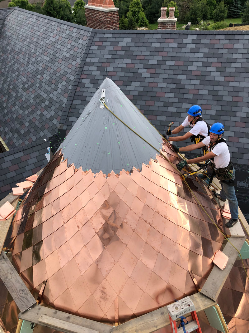 Slator Photo Gallery Slator Rooftop Safety Training Tools